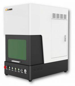 maquina láser de grabado y marcado modelo 1 FB smart