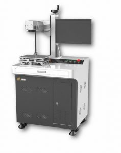 maquina laser para grabado y marcado FB basic - ft galvo 5