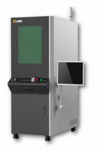 maquina laser para grabado y marcado UV Plus-ft galvo 3