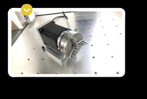 Accesorio de las maquinas laser de grabado y marcado Galvo-65mm2