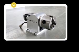 Accesorio de las maquinas laser de grabado y marcado Galvo-80mm 3