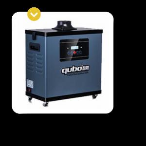 Accesorio de las maquinas laser de grabado y marcado Galvo-acc extractor humo