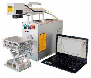 maquina laser para grabado y marcado FB portátil - ft galvo 6